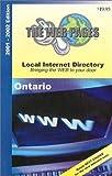 echange, troc Matrix Technologies - The Web Pages Local Internet Directory (Ontario Edition)