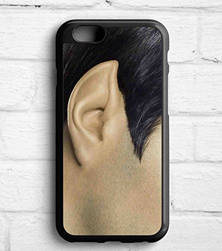 Star Trek Spock Ear For Iphone 6 Case