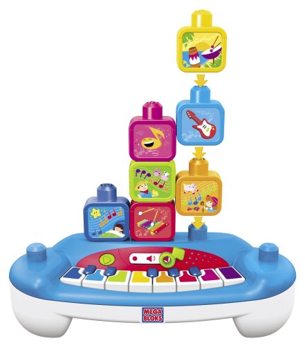 Mega Bloks Smart Build Piano - 1