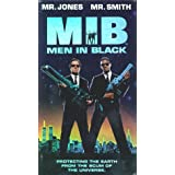 Men in Black [VHS] ~ Tommy Lee Jones
