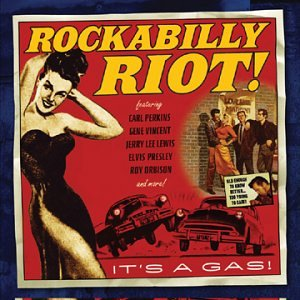 Various Artists - Rockabilly Riot!