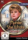 Murder she wrote PC LEGACY GAMES [German Version]