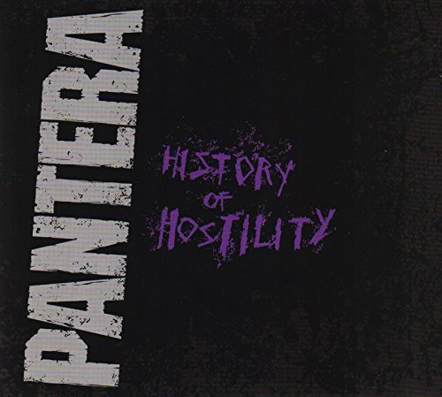 History Of Hostility by Pantera (2015-08-03)
