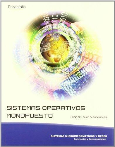 Sistemas operativos monopuesto