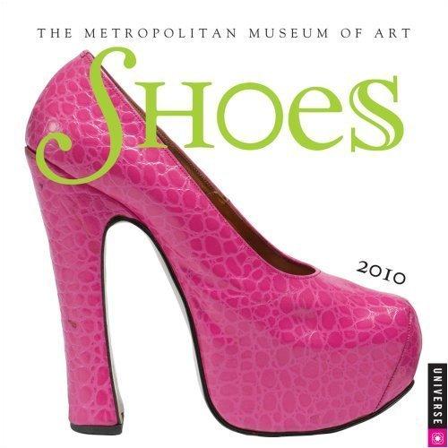 Shoes 2010 Mini Wall Calendar