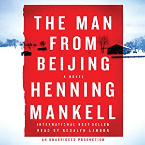 The Man from Beijing | [Henning Mankell]