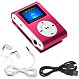 Swees® MINI LECTEUR MP3 ECRAN LCD 8 GO ...