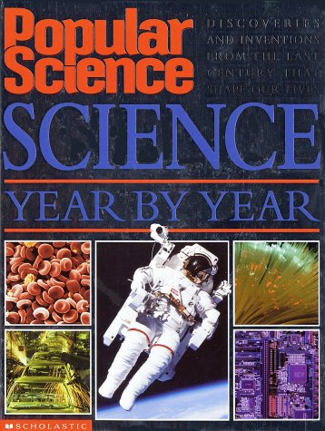 Science Year By Year (Popular Science)