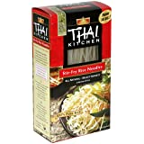 Thai Kitchen Stir Fry Rice Noodles, 14-Ounce Box (Pack of 12)
