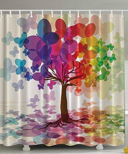bbfhome-rideaux-de-douche-rideau-168-x-180-cm-e-resume-grand-arbre-colore-de-saison-de-printemps-ave