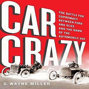 Car Crazy Audiobook