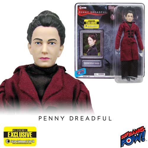 Penny Dreadful Vanessa Ives 8-Inch Figure - Con. Exclusive - 1