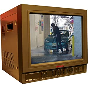 Mace MSP-14MR 14-inch Color Monitor with Built-in DVR System