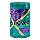 Novex My Curls Memorizer Deep Conditioning Hair Mask Cream Treatment 14oz   Creme de Tratamento para Cabelos Cacheados 400g (Color: Deep Conditioner, Tamaño: 14 oz)