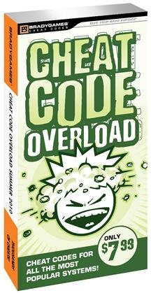 CHEAT CODE OVERLOAD SUMMER 2010 (VIDEO GAME ACCESSORIES)