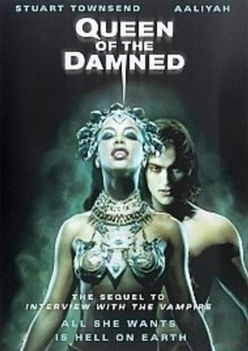 Queen of the Damned on Amazon Prime Video UK