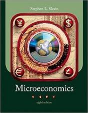 Microeconomics by Stephen Slavin