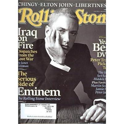 Rolling Stone #962 Eminem (November 25th 2004)