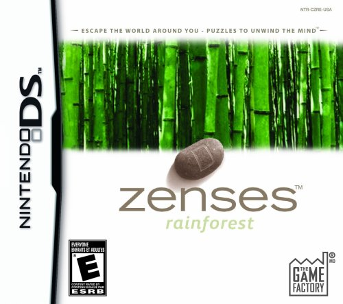 Zenses: Rainforest Edition - Nintendo DS - 1