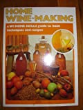 img - for Home Wine-Making, A WI Home Skills Guide to Basic Techniques and Recipes book / textbook / text book