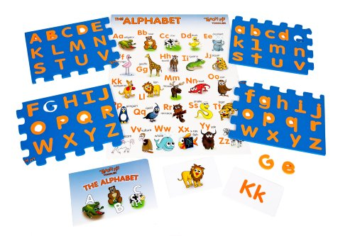 Teach My Toddler The Alphabet