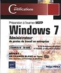 Windows 7 - Administrateur de postes...