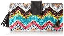 Roxy Just Dance Wallet,Baltic Blue,One Size