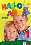 Hallo Anna 1. Lehrbuch mit 2 Audio-CD...