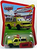 Disney Pixar Cars RaceORama Character: Todd Pizza Planet Truck