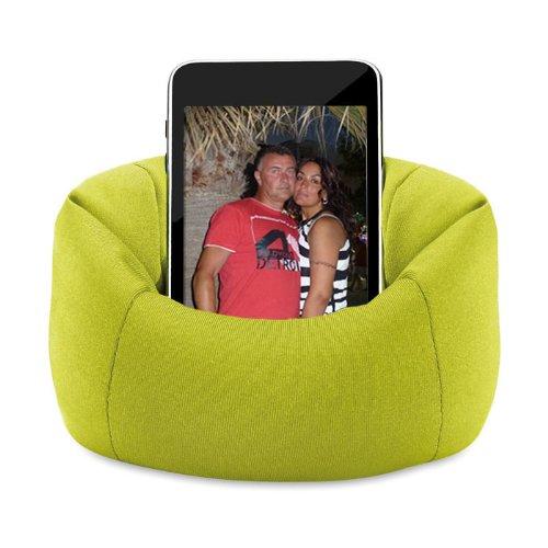 FLAUSCHIG APFELGRÜN Handyständer I-phone Sofa Smartphoneständer Handysessel Handyhalter als Sofalter als Sofa