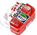 サトウのごはん 新潟県産コシヒカリ 3食パック