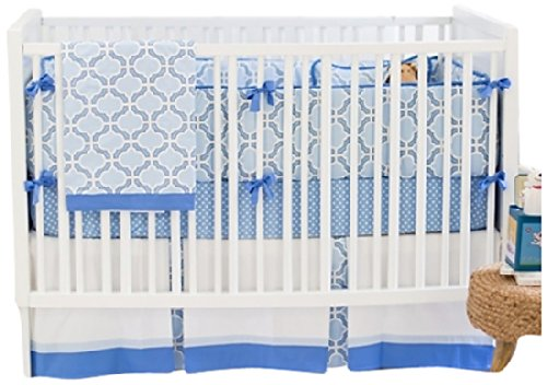New Arrivals Carousel 4 Piece Set, Blue
