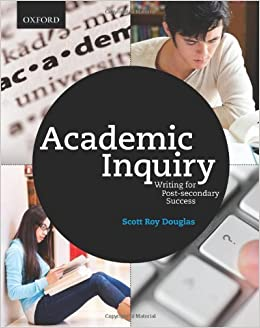 inquiry to academic writing pdf