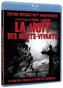 La nuit des morts vivants (1969)[Blu-ray]