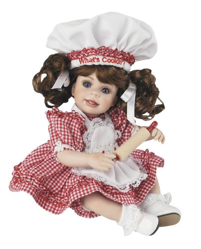 Marie Osmond Tiny Tot What's Cooking - Buy Marie Osmond Tiny Tot What's Cooking - Purchase Marie Osmond Tiny Tot What's Cooking (Charisma, Toys & Games,Categories,Dolls,Porcelain Dolls)