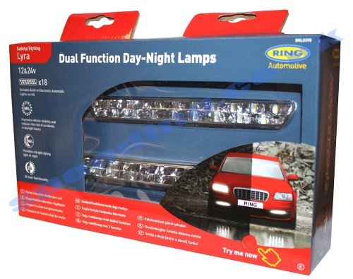 Daytime Running Lamps Ring Lyra