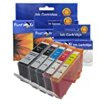 HP 564XL One Set of 5 Packs of Chippe...