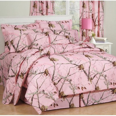 Pink Realtree Bedding 162 front