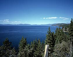 Lake Tahoe - Alluring 16x20-inch Photographic Print by Carol M. Highsmith