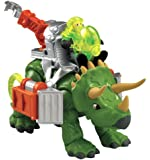 Fisher-Price Imaginext Triceratops Dino