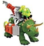 Fisher Price Imaginext Dinosaur Triceratops