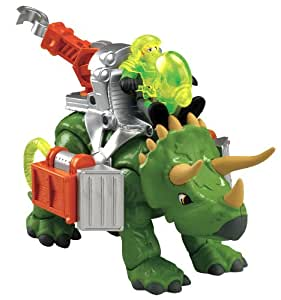 Fisher-Price Imaginext Triceratops Dino