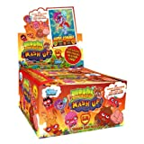 Topps Moshi Monsters Trading Card Game UK VERSION Series 2 Mash Up! Booster Pack (TOP903240) Toy / Game / Play / Child / Kid