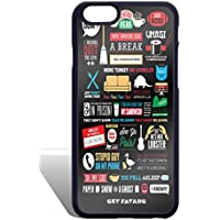 Get Fatang I'll Be There For You - TV Series Theme Printed Back Cover Case For Apple IPhone 6/6S