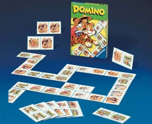 Domino Card Game - 1