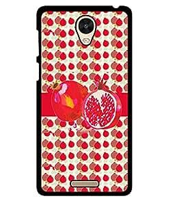 Fuson 2D Printed Fruit Designer back case cover for Xiaomi Redmi Note 2 Pro - D4460