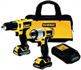 Optimum Aspect New Twin Pack 10,8�V - [PACK OF 1] (Dewalt DCK211S2)