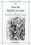 img - for Sophiste Et Tyran Ou Le Probleme De Promethee Enchaine (Etudes Et Commentaires) (French Edition) book / textbook / text book