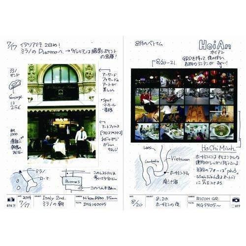 ワナドゥ手帳 写真