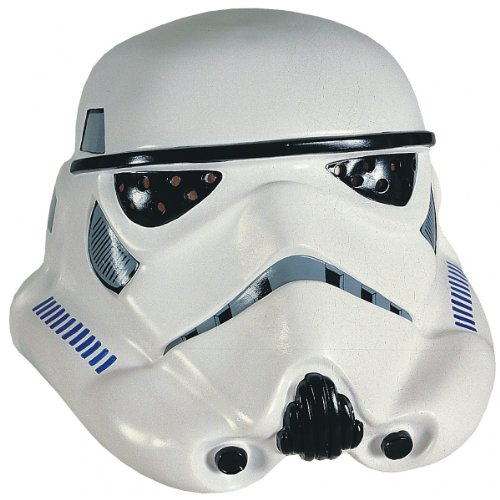 Stormtrooper Mask Costume Accessory